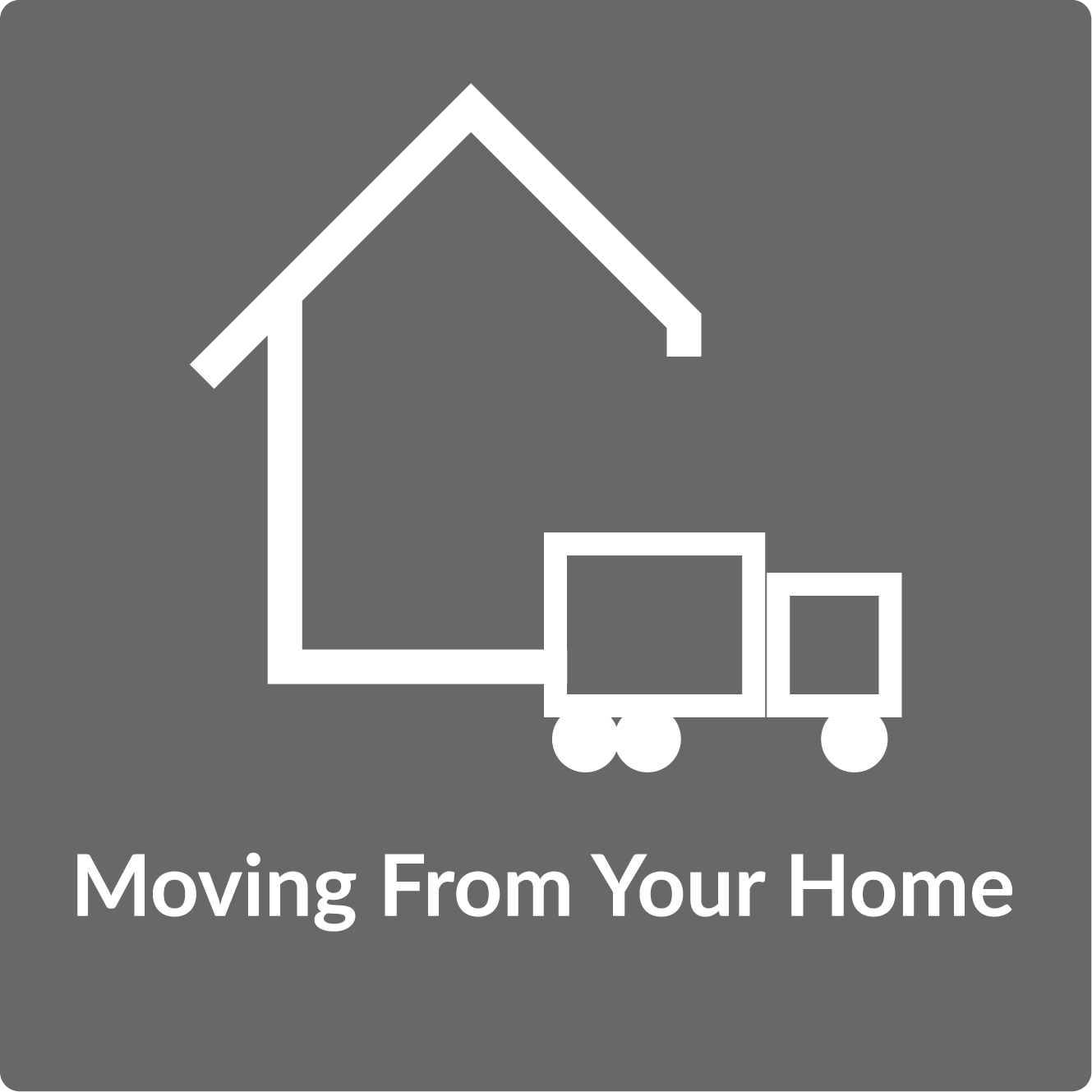 Moving from your home